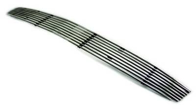 In Pro Carwear - Ford Mustang IPCW Billet Bumper Grille - Bolt-On - CWOB-05MUGTB
