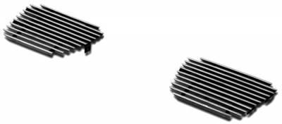 In Pro Carwear - Ford F150 In Pro Carwear Billet Bumper Grille - CWOB-06FDB