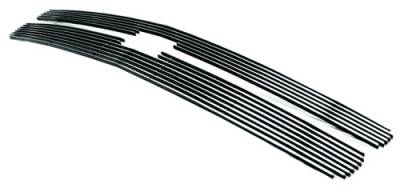 In Pro Carwear - Chevrolet Silverado IPCW Billet Grille - Bolt-On - 1PC - CWOB-07CK