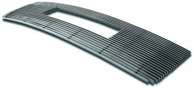 In Pro Carwear - GMC Sierra IPCW Billet Grille - Bolt-On - Logo Shows - CWOB-07SIE