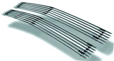 In Pro Carwear - Chevrolet CK Truck IPCW Billet Grille - Bolt-On - CWOB-9498CK