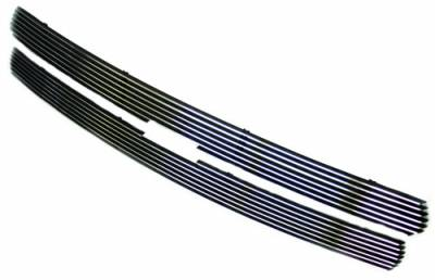 In Pro Carwear - Chevrolet Silverado IPCW Billet Grille - Bolt-On - CWOB-9902CK