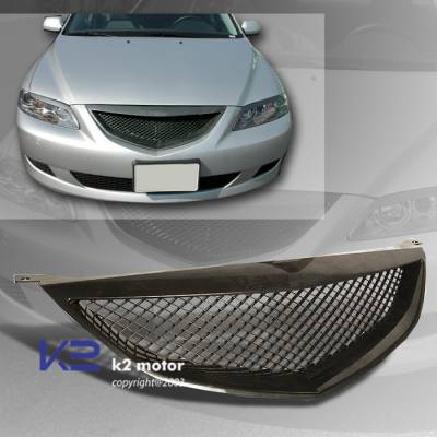 K2 - JDM Front Sports Grille