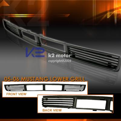 K2 - Front Lower Grille
