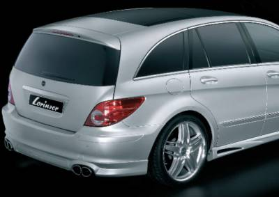 Lorinser - Mercedes-Benz R Class Lorinser Rear Add-On Spoiler - 488 0251 10