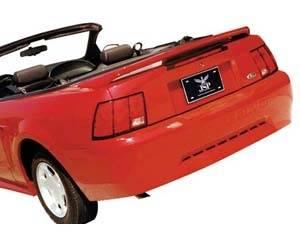 JSP - Ford Mustang JSP OEM Style Paintable Wings - 17233