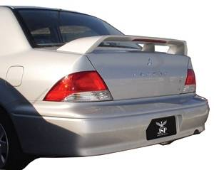 JSP - Mitsubishi Lancer JSP Paintable Wings - 17243