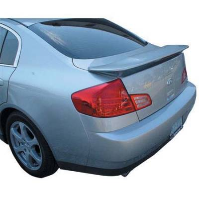 JSP - JSP OEM Spoiler with LED - 27404