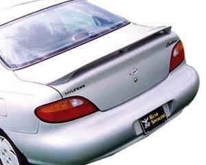 JSP - Hyundai Elantra JSP OEM Style Paintable Wings - 61301