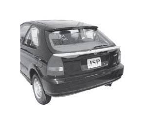 JSP - Honda Civic JSP OEM Style Paintable Wings - 61302