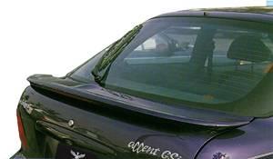JSP - Hyundai Accent JSP Paintable Wings - 61303