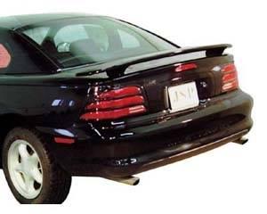 JSP - Ford Mustang JSP OEM Style Paintable Wings - 64302