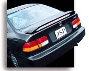 JSP - Honda Civic JSP Paintable Wings - 68305