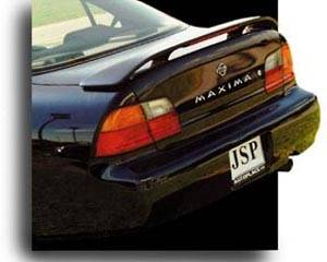 JSP - Nissan Maxima JSP Paintable Wings - OEM With LED - 78303