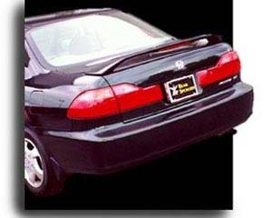 JSP - Honda Accord JSP Paintable Wings - OEM With LED - 78308