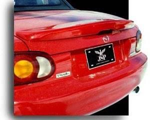 JSP - Mazda Miata JSP OEM Style Paintable Wings - 79212