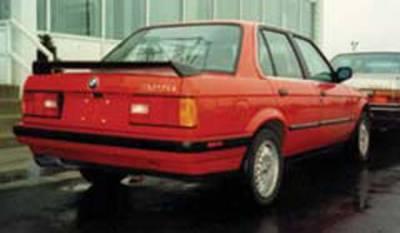 JSP - JSP OEM Spoiler - 91102