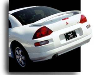 JSP - Mitsubishi Eclipse JSP OEM Style Paintable Wings - 97202