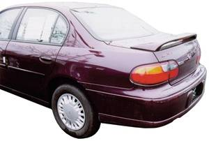 JSP - Chevrolet Malibu JSP Paintable Wings - Custom With LED - 97204