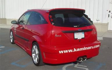 Kaminari - Kaminari Rear Wing in Full Carbon Fiber (K011050FC)