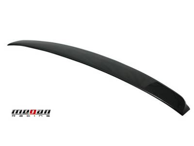 Megan Racing - Honda Civic Megan Racing Carbon Fiber Roof Spoiler - CRS-HC06