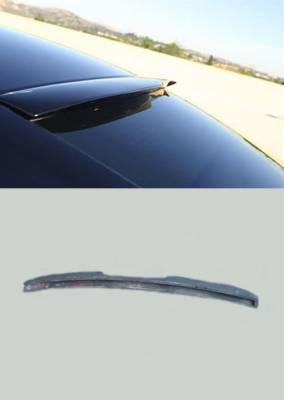 KBD Urethane - Dodge Charger Rear Roof Spoiler