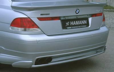 Hamann - Rear Wing