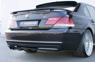 Hamann - Rear Wing