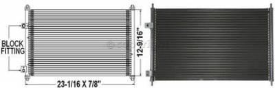 OEM - AC Condenser