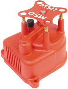 MSD - Honda Civic MSD Ignition Distributor Cap - Stock - 8296
