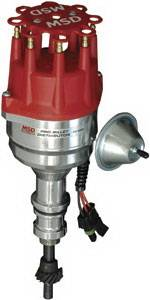 MSD - Ford MSD Ignition Distributor - Ready-To-Run - 8350