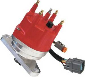 MSD - Honda MSD Ignition Distributor - 8488