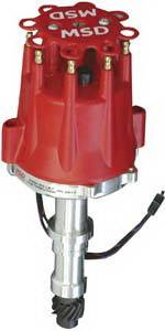 MSD - Buick MSD Ignition Distributor - Billet - 8517