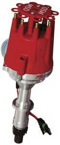 MSD - Pontiac MSD Ignition Distributor - Ready to Run - 8528