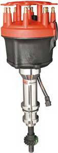 MSD - Ford MSD Ignition Distributor - 8580