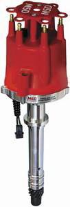 MSD - Chevrolet MSD Ignition Distributor - Billet - Even-Fire - 8597