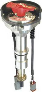 MSD - Ford MSD Ignition Distributor with Locked Adv & Dual Pickup - Pro Race Prepared - 83922