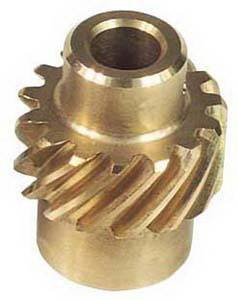 MSD - Oldsmobile MSD Ignition Distributor Gear - Bronze - 85661