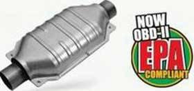 OEM - Catalytic Converter