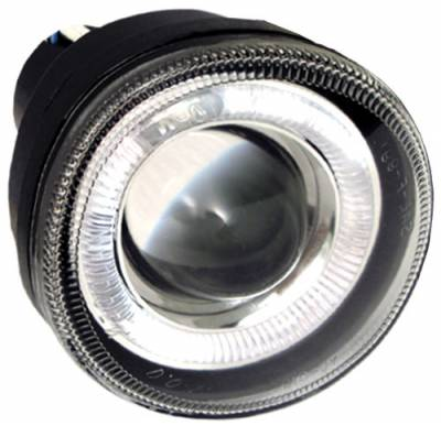 In Pro Carwear - Dodge Durango In Pro Carwear Halo Projector Fog Lights - CWF-411C2