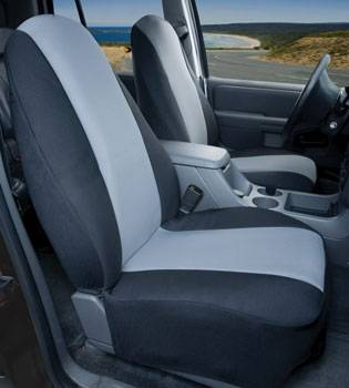 Saddleman - Nissan Titan Saddleman Neoprene Seat Cover