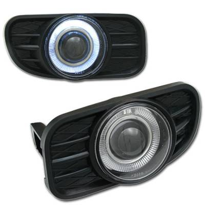 MotorBlvd - Jeep Grand Cherokee Fog Lights
