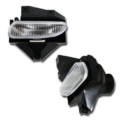 MotorBlvd - Ford Fog Lights OEM