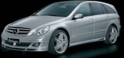 Lorinser - Mercedes-Benz R Class Lorinser Front Add-on Spoiler - 488 0251 00