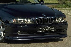 Hamann - Front Spoiler Add