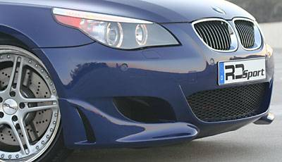 Hamann - M5-Front Lip Add-on