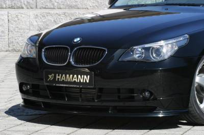 Hamann - Front Lip add-on