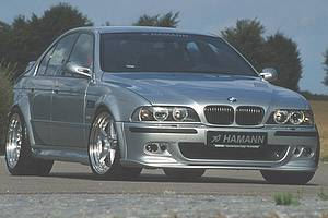 Hamann - Front Spoiler Add On Competition