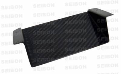 Seibon - Honda S2000 Seibon Carbon Fiber Cooling Plate - CP0005HDS2K