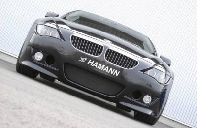 Hamann - E63 M6 Complete Bumper by Hamann